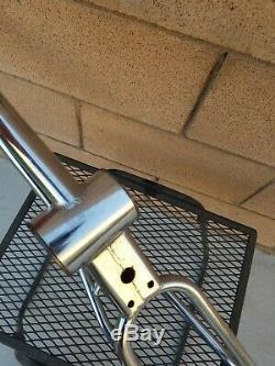 1982 Diamond Back Vintage BMX Baseball Stamped Old School Chrome Frame Only