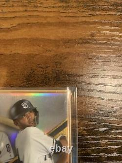 2019 Topps Gold Label Framed Rookie Card Auto Fernando Tatis Jr On-Card Auto
