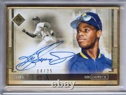 2020 Transcendent Collection Auto KEN GRIFFEY JR Gold Framed AUTOGRAPH /25 Topps