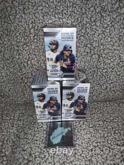 2021 Topps Chrome MLB Baseball Trading Cards Blaster Box Lot of 3 IN HANDNEW