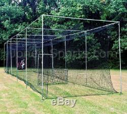 Batting Cage Net Netting Backyard Baseball Practice Nets Home Use