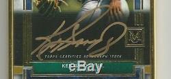 KEN GRIFFEY JR. AUTO! 2020 Topps Museum Gold Framed Autograph 01/10