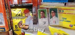 MLB Baseball Trading Card Collection Factory Box Babe Ruth McGwire Griffey PSA