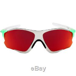 Oakley EVZero Path Two Tone Plastic Frame Prizm Baseball Lens Unisex Sunglasses