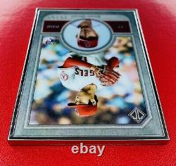 Shohei Ohtani 2018 Topps Transcendent /83 Silver Base True Rookie Card Angels