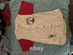 Vintage Who Framed Roger Rabbit Baseball Jersey