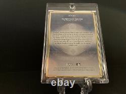 2020 Bowman Transcendant Kebryan Hayes Auto #/10, Gold Framed, High End, Ssp