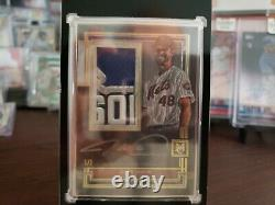 2020 Topps Museum Jacob Degrom Framed Patch Auto 1/1mfap-jd