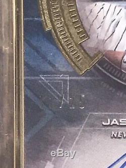 2020 Transcendant Jasson Dominguez Topps Sur La Carte Auto 12/25 Gold Frame Yankees
