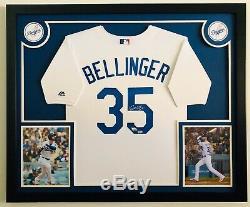 Baseball Jersey Encadrement Mlb Cadre Votre Autographié Signé Maillots Avec Logos