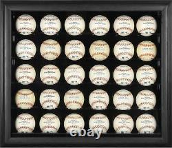 Black Framed 30 Cas D'affichage De Baseball Fanatiques
