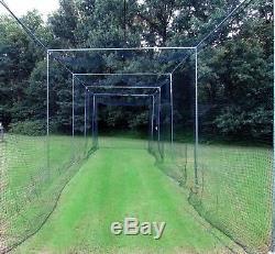 Cage Batting Net Netting Backyard Baseball Practice Nets Accueil Utilisation