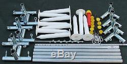 Cage Kit Frappeurs Cadre 10' X 12' X 40' Ez Up & Down Baseball Softball Kit Frame