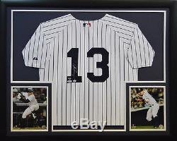 Encadrement Personnalisé Jersey Lmb Baseball Encadrée Jersey Jersey Cadre