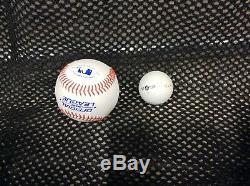 Golf Baffle Net Baseball Fielders Écran Ou Antidévireur 10' X10' Kit De Cadre En Option