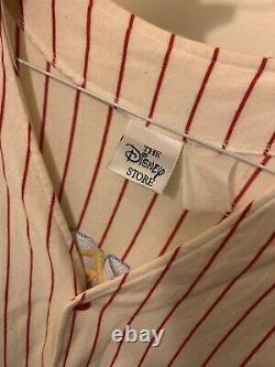 Vintage Qui A Encadré Roger Rabbit Maillot De Baseball